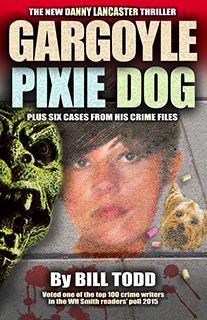 Gargoyle Pixie Dog Book Cover