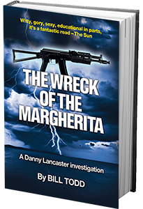 The Wreck of The Margherita Book Cover