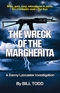 The Wreck Of The Margherita - Danny Lancaster