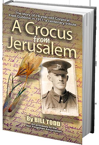 A Crocus from Jerusalem