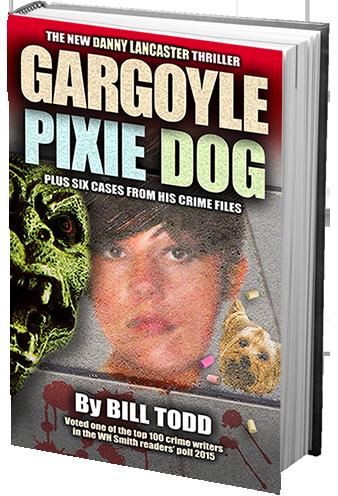 Gargoyle Pixie Dog - Danny Lancaster