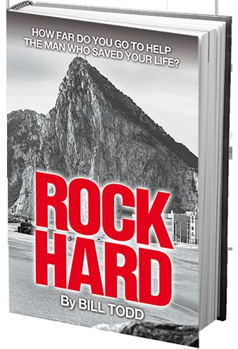 Rock Hard - Danny Lancaster